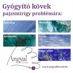 Pajzsmirigy problémák gyógyítása ásványokkal