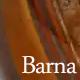 Barna színű ásványok az AngyalKövek oldalán