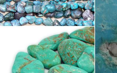Türkiz ásvány gyógyhatása