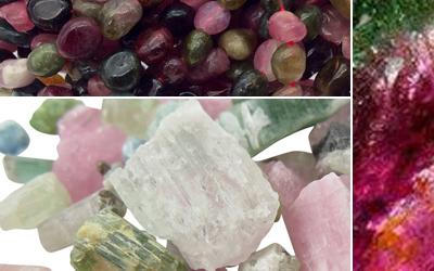 Turmalin ásvány gyógyhatása
