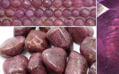 Rubin ásvány gyógyhatása