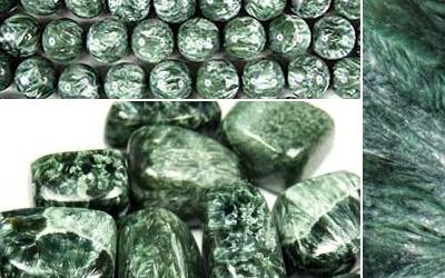 Szerafinit ásvány gyógyhatása