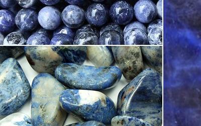 Szodalit ásvány gyógyhatása