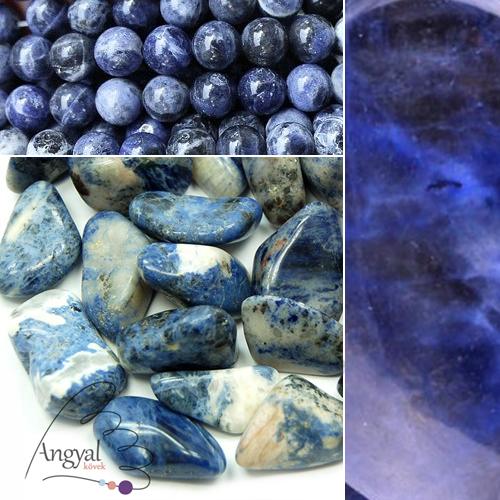 Szodalit ásvány az AngyalKovek.hu oldalon