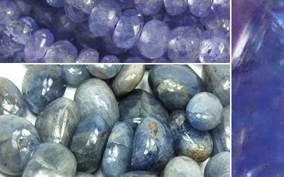 Tanzanit ásvány gyógyhatása