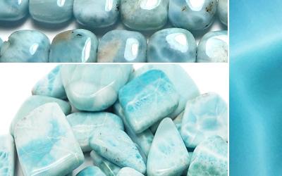 Larimar ásvány gyógyhatása