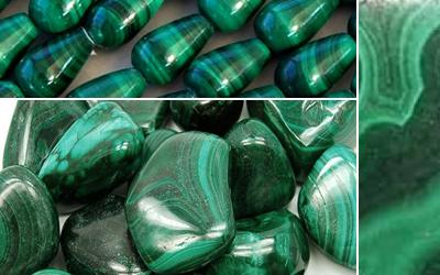 Malachit ásvány gyógyhatása