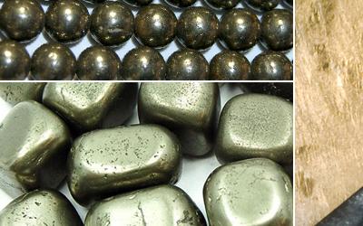 Pirit ásvány gyógyhatása