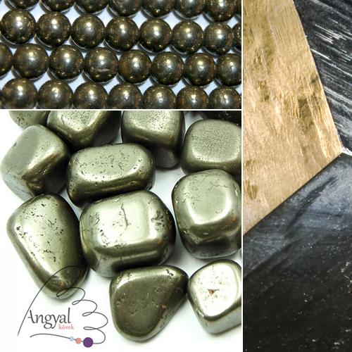 Pirit ásvány az AngyalKovek.hu oldalon