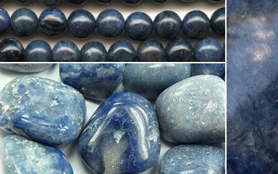 Kékkvarc ásvány gyógyhatása