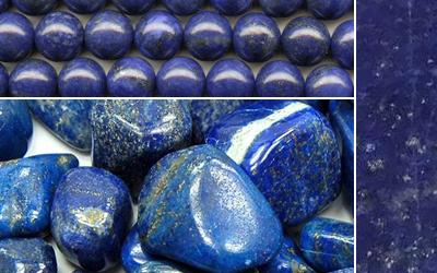 Lápisz lazuli ásvány gyógyhatása