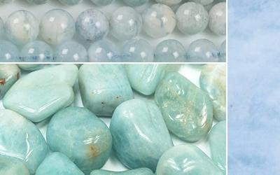 Akvamarin ásvány gyógyhatása