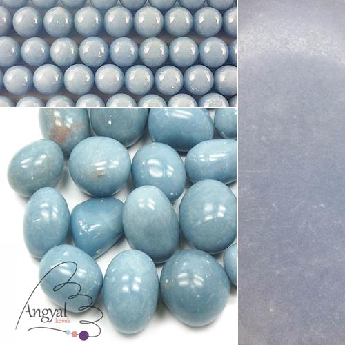 Angelit ásvány és formái az AngyalKovek.hu oldalon