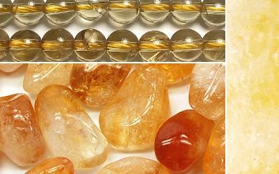 Citrin ásvány gyógyhatása