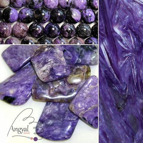 Csaroit ásvány formái az AngyalKovek.hu oldalon