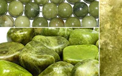 Vezuvianit ásvány gyógyhatása
