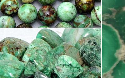 Variszcit ásvány gyógyhatása